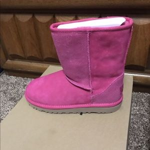 Pink Uggs Boots